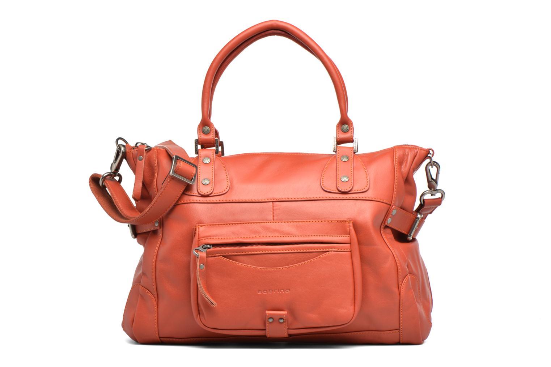 Handtassen Sabrina Camille Rood detail
