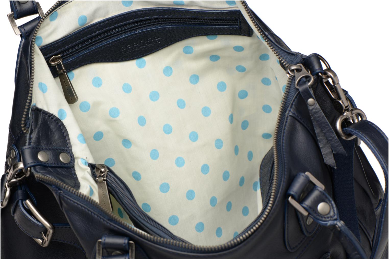 Handbags Sabrina Camille Blue back view