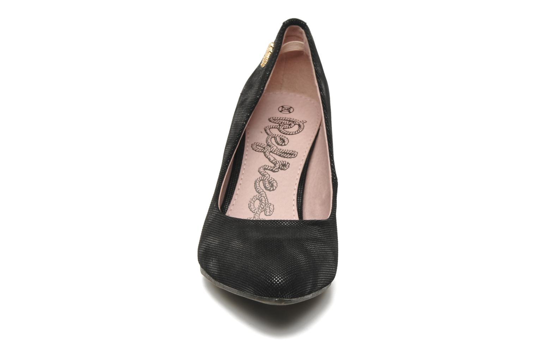 Escarpins Refresh Bianca Noir vue portées chaussures
