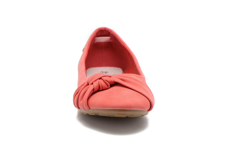 Ballerinas Refresh Billie rot schuhe getragen