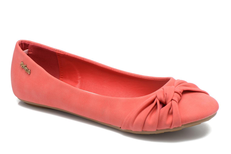 Ballerinas Refresh Billie rot detaillierte ansicht/modell