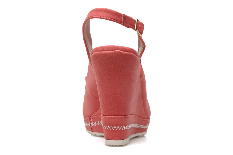 Sandalen Refresh Bojana rosa ansicht von rechts
