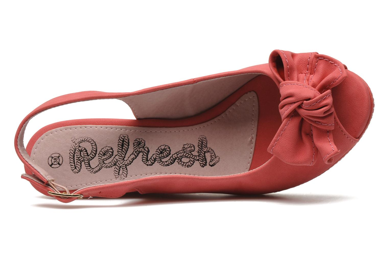 Sandalen Refresh Bojana rosa ansicht von links