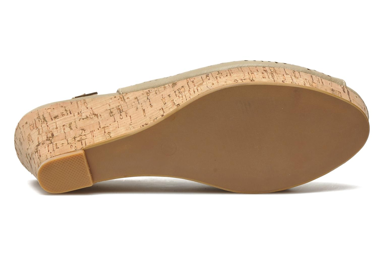 Sandalen Refresh Boule Beige boven
