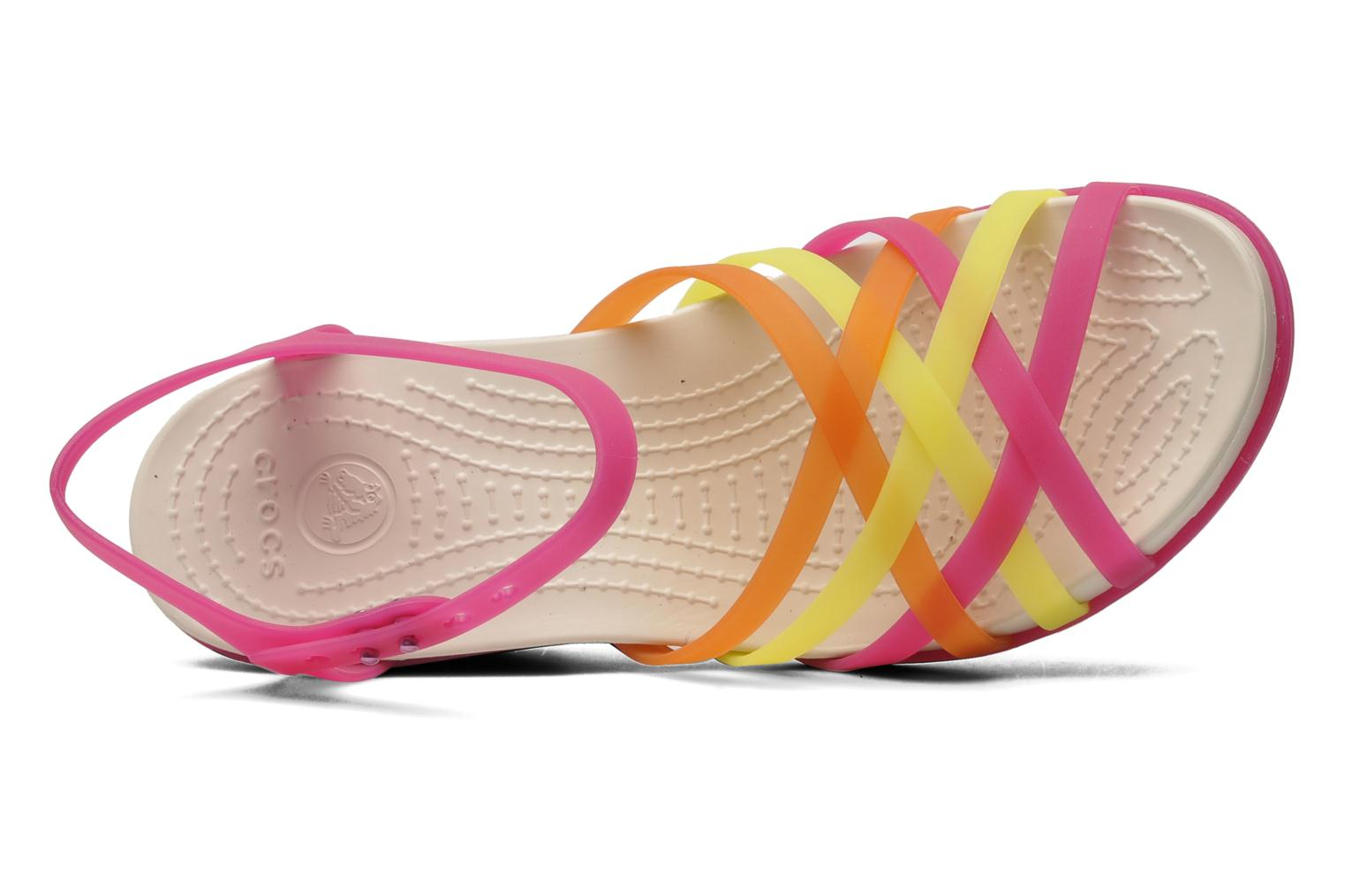 Sandalen Crocs Huarache Sandal Wedge Multicolor links
