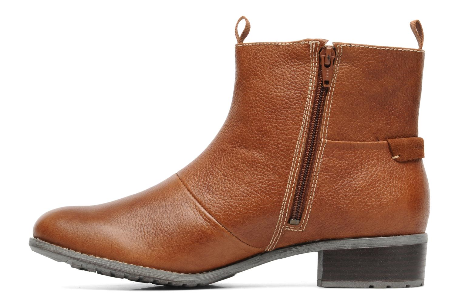 chamber ankle_bt TAN WP LEATHER