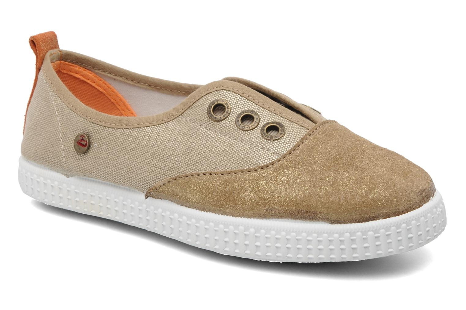 Trainers Buggy Vag Beige detailed view/ Pair view