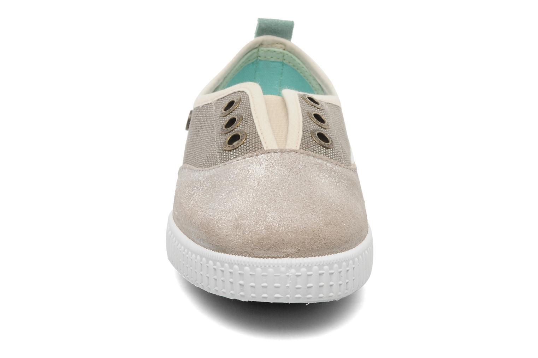 Sneaker Buggy Vag grau schuhe getragen