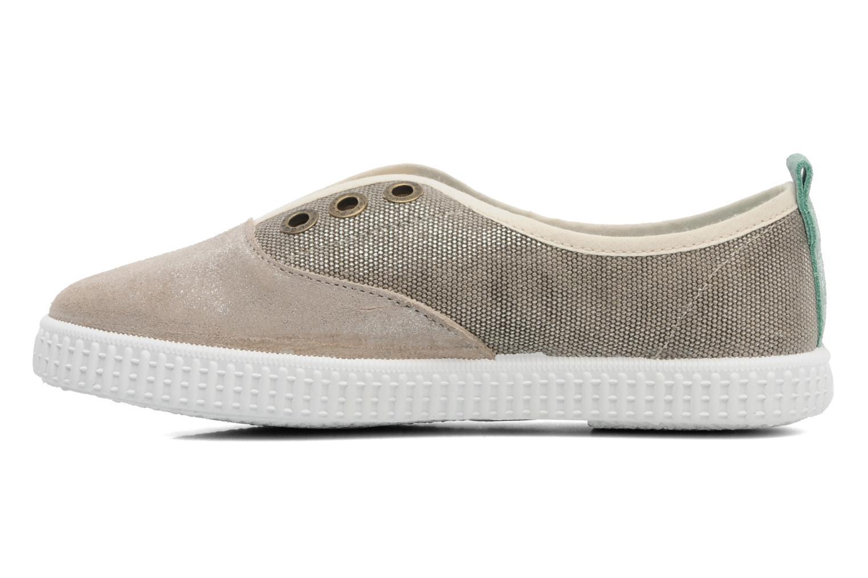 Sneaker Buggy Vag grau ansicht von vorne