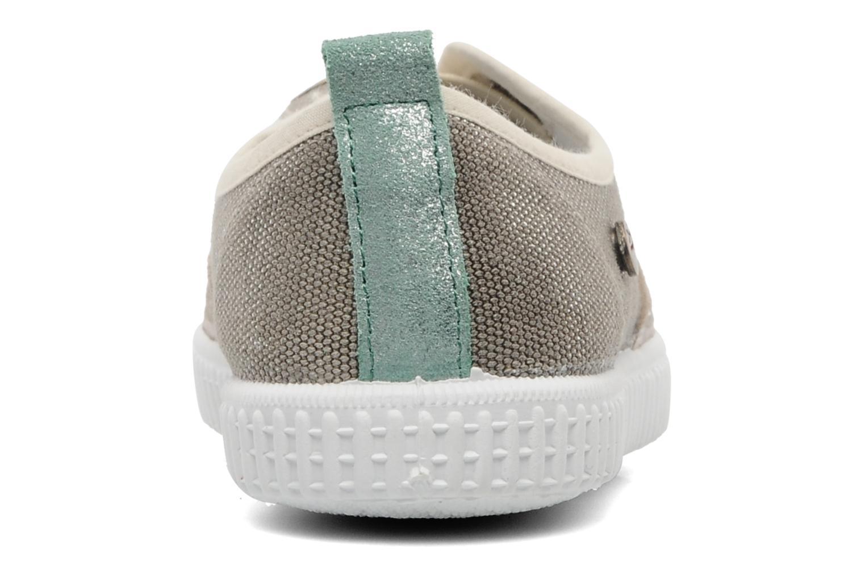 Sneaker Buggy Vag grau ansicht von rechts