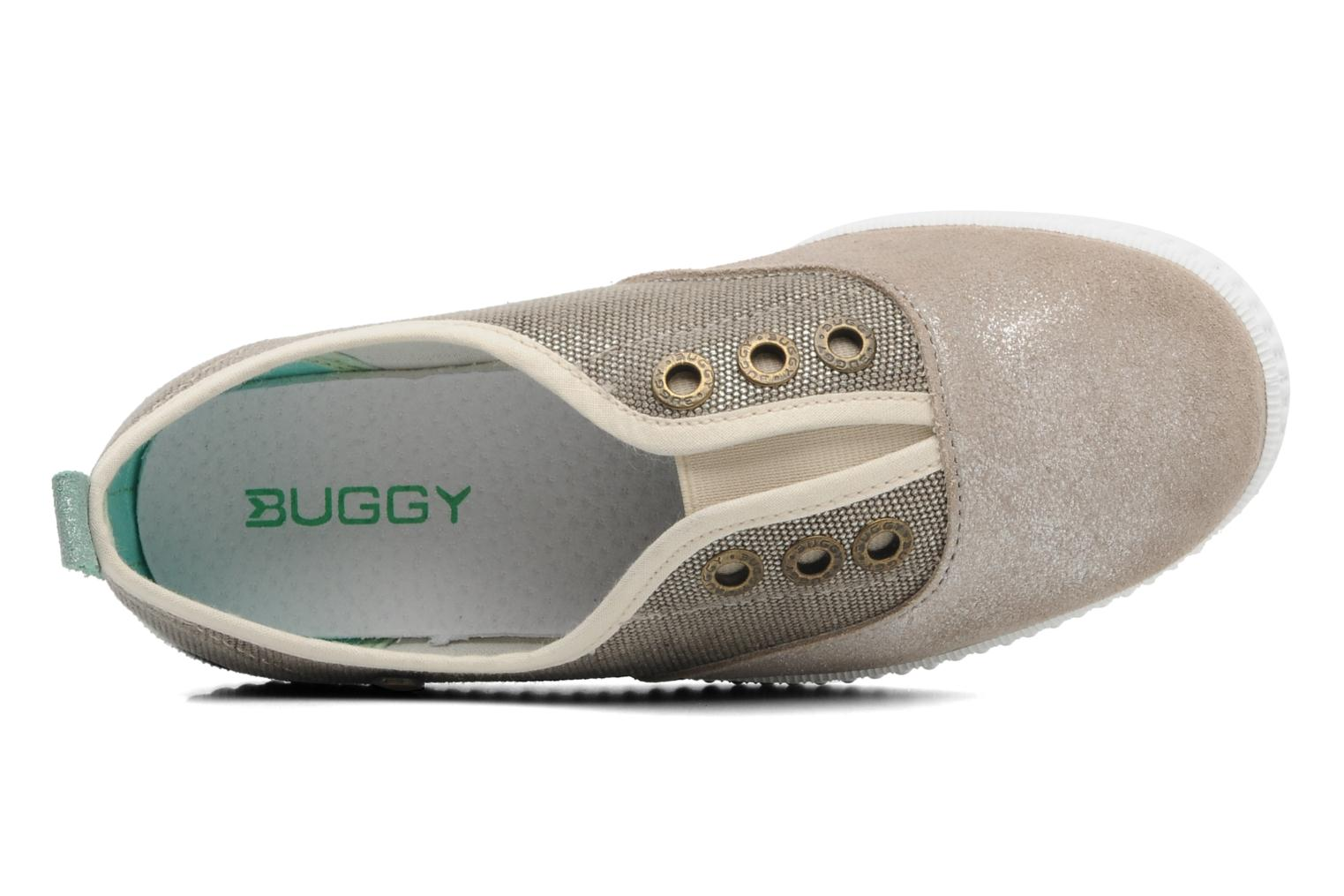 Trainers Buggy Vag Grey view from the left