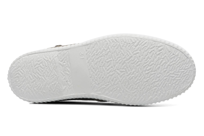 Sneaker Buggy Vag grau ansicht von oben