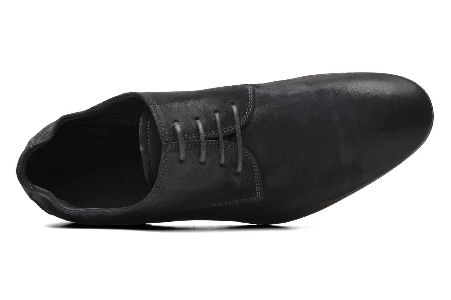 Veterschoenen n.d.c Soft Top 2 Zwart links