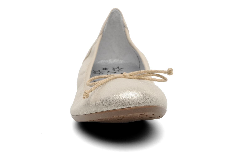 Ballerinas Acebo's Camelia gold/bronze schuhe getragen