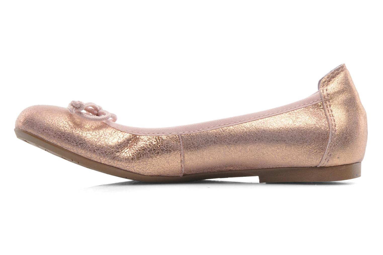 Ballerines Acebo's Camelia Rose vue face