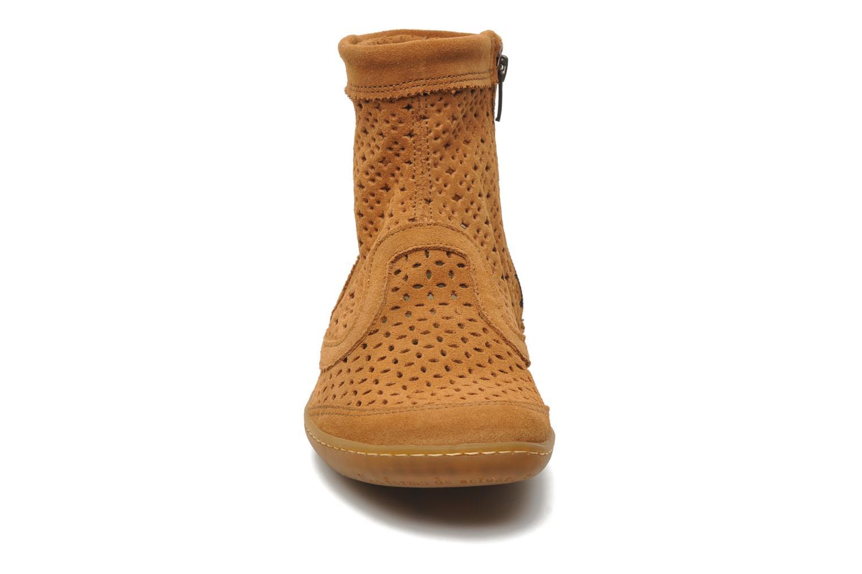 Bottines et boots El Naturalista El Viajero N262 W Marron vue portées chaussures
