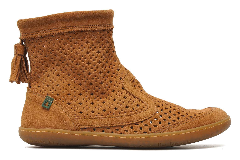 Boots en enkellaarsjes El Naturalista El Viajero N262 W Bruin achterkant