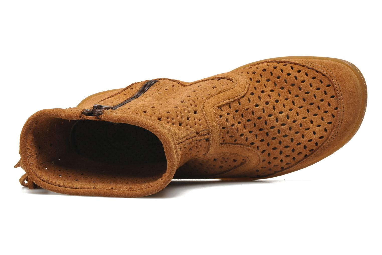 Bottines et boots El Naturalista El Viajero N262 W Marron vue gauche
