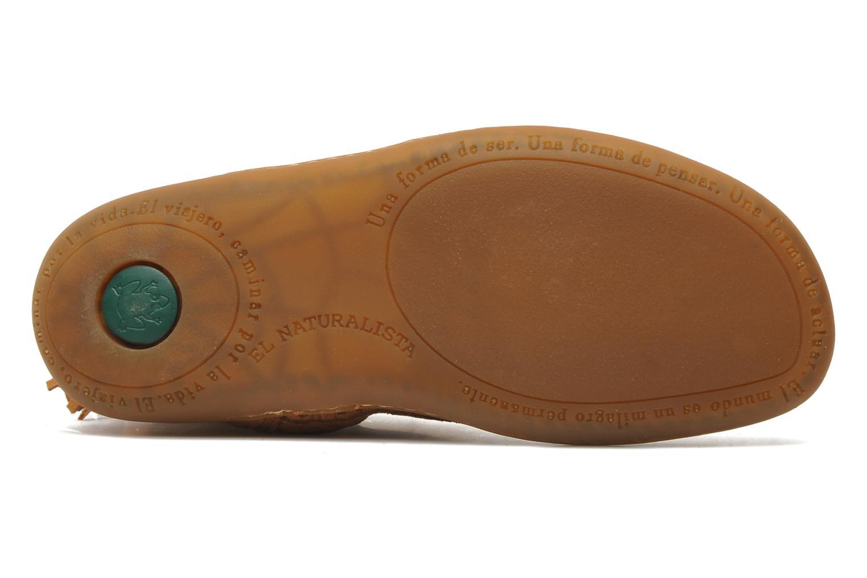 Boots en enkellaarsjes El Naturalista El Viajero N262 W Bruin boven