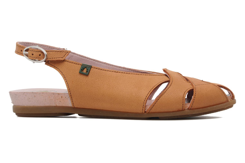 Sandales et nu-pieds El Naturalista Stella 031 Orange vue derrière
