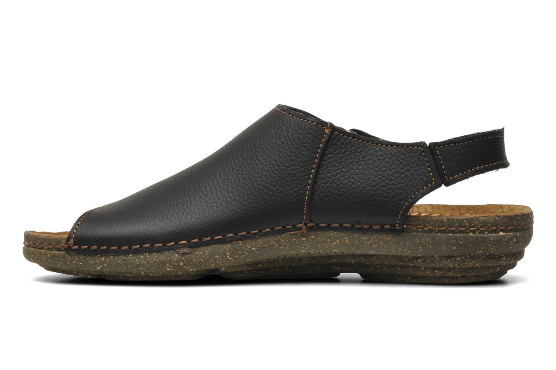 Sandales et nu-pieds El Naturalista Torcal N309 Noir vue face