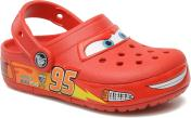 Sandalen Kinder Crocband Lights Cars Clog