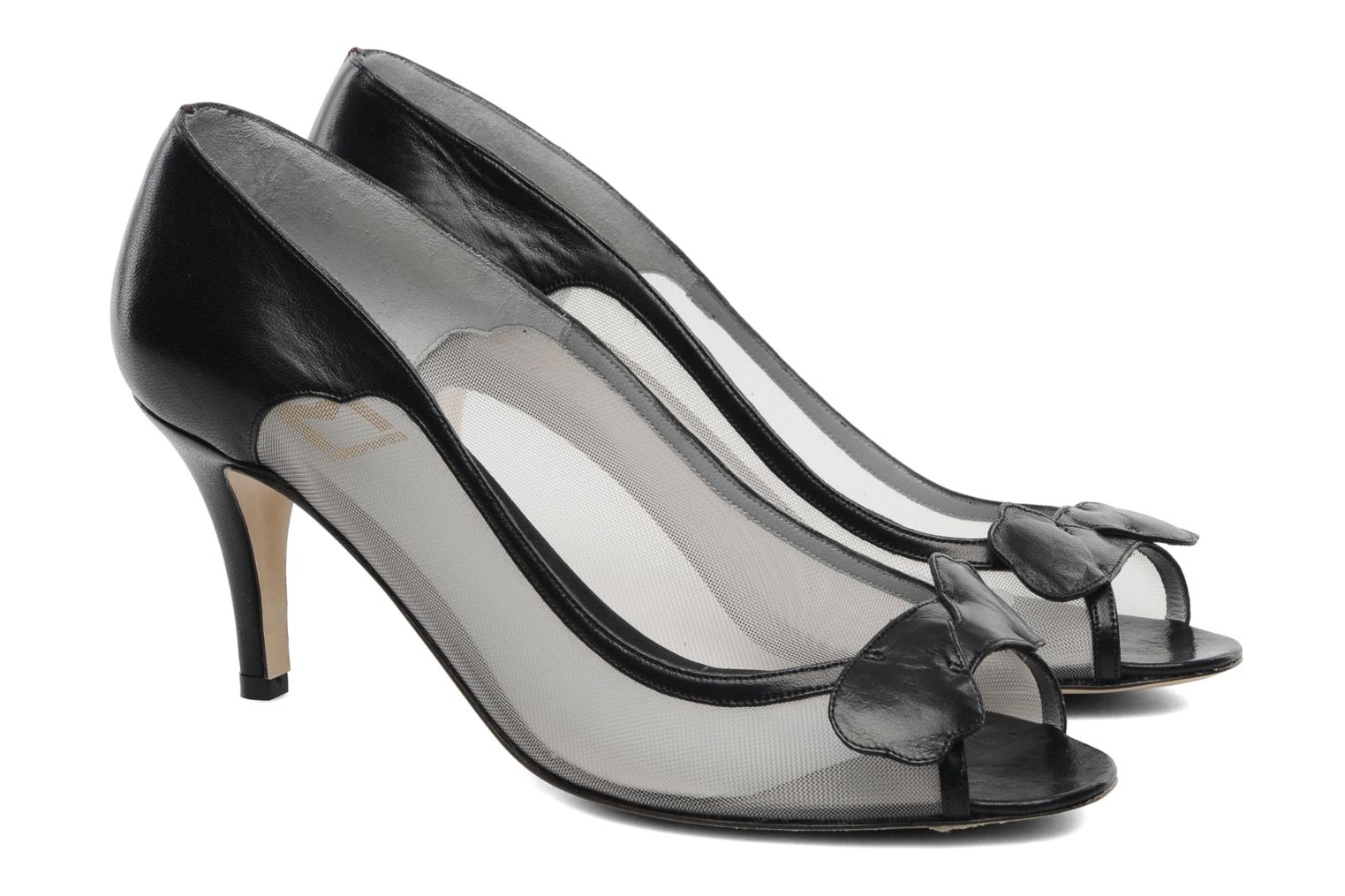 Pumps Fred Marzo Maguy Zwart 3/4'