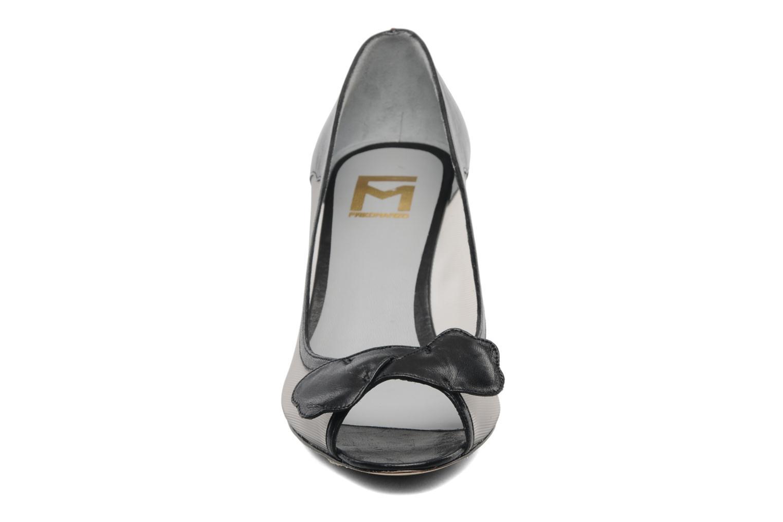 Escarpins Fred Marzo Maguy Noir vue portées chaussures