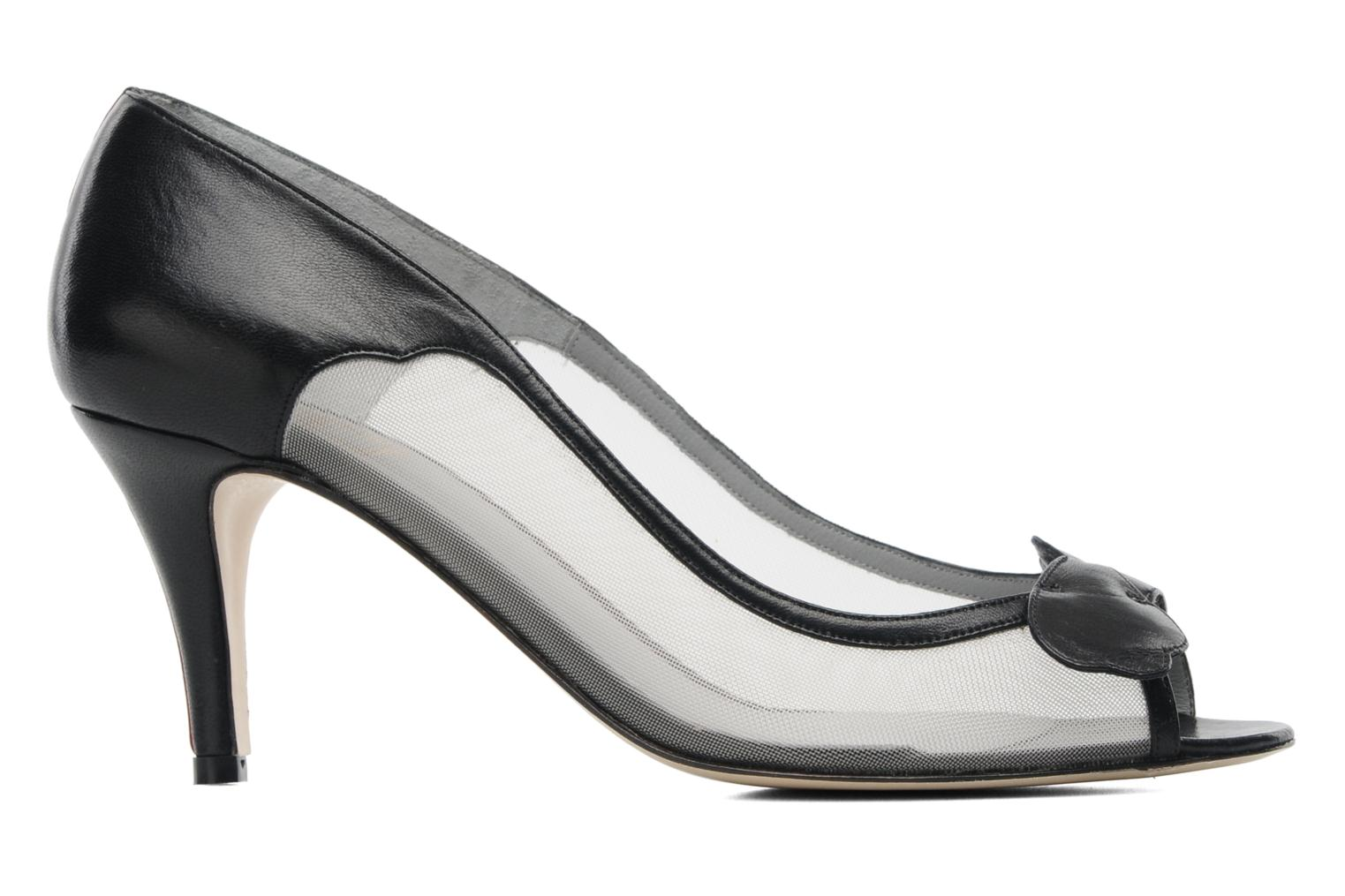 Pumps Fred Marzo Maguy Zwart achterkant