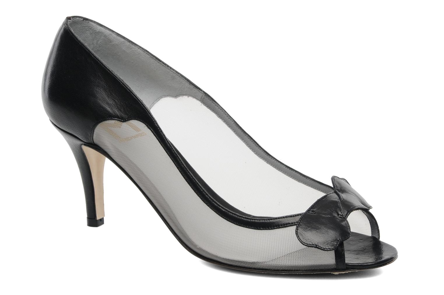 Pumps Fred Marzo Maguy Zwart detail
