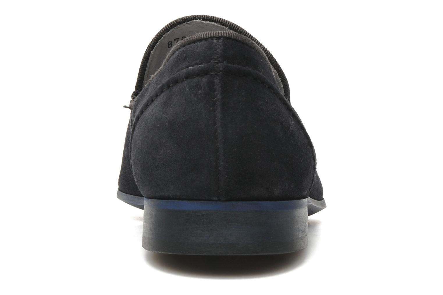 Mocassins Marvin&Co Nicapone Blauw rechts