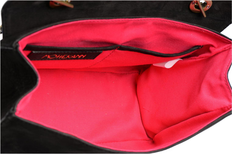 Handtaschen Mohekann Odyssée schwarz ansicht von hinten