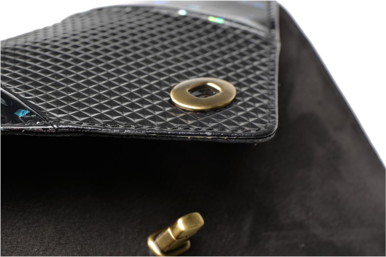 Handtaschen Mohekann Odyssée schwarz ansicht von links