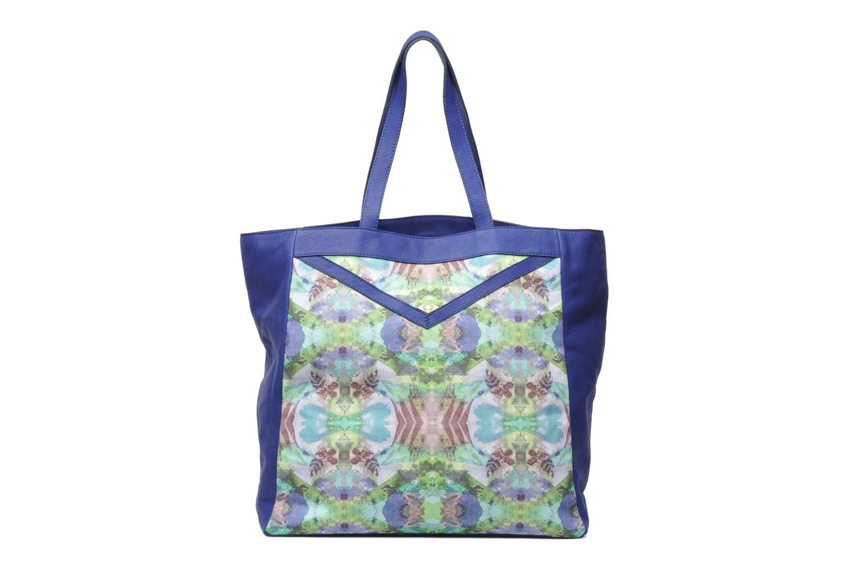 Handtaschen Mohekann Gimmick blau detaillierte ansicht/modell