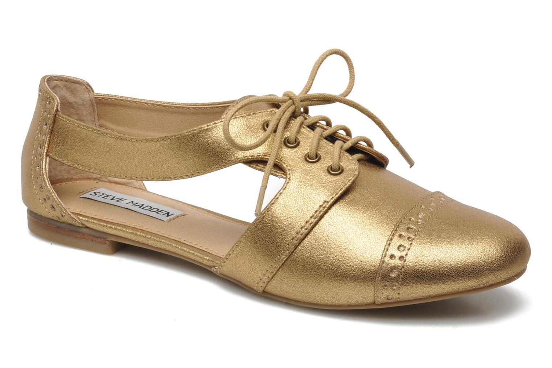 Schnürschuhe Steve Madden CORI gold/bronze detaillierte ansicht/modell