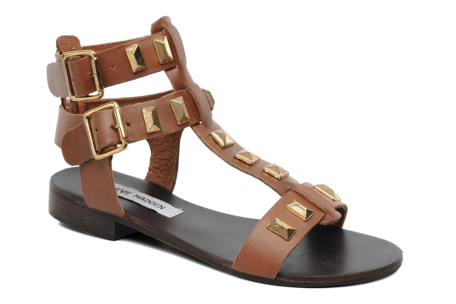 Sandals Steve Madden PERFECK Brown detailed view/ Pair view