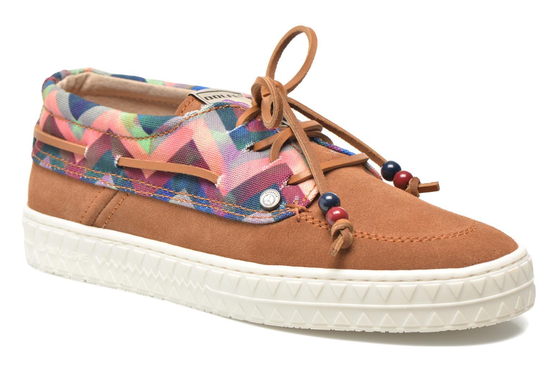 Chaussures à lacets Dolfie Dylan W Marron vue détail/paire