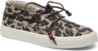 Leopard Linen