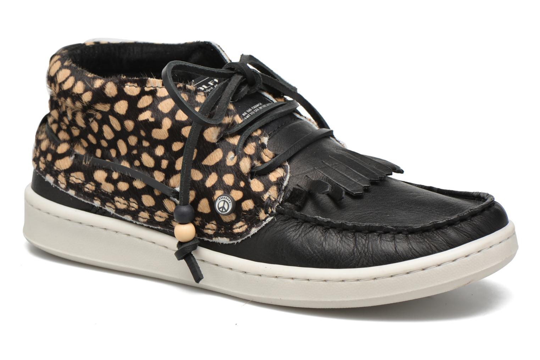Landom Hi W Black baby cheetah