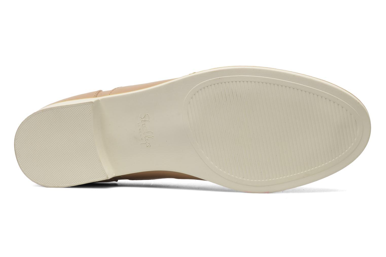 Chaussures à lacets Shellys London KEDIENG Beige vue haut