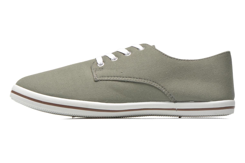 Sneakers Trespass Tommy Grijs voorkant