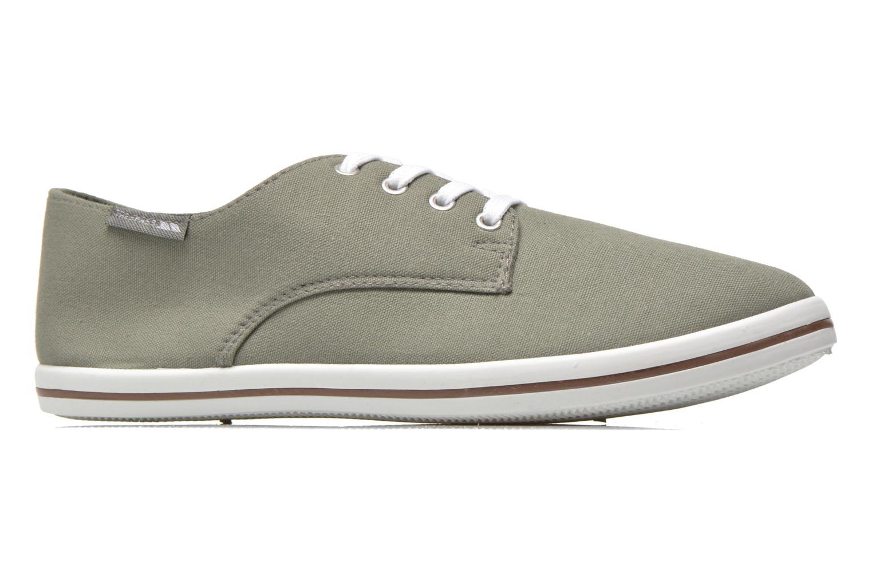 Sneakers Trespass Tommy Grijs achterkant