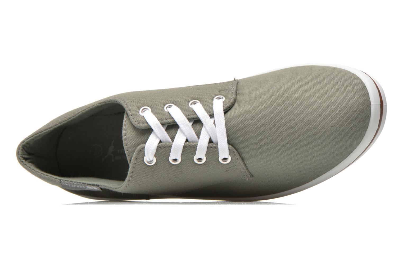 Sneakers Trespass Tommy Grijs links