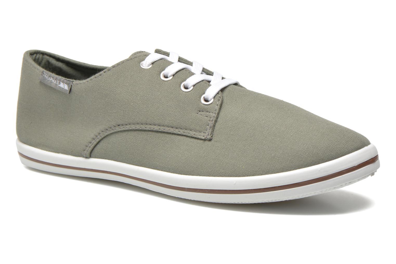 Sneakers Trespass Tommy Grijs detail