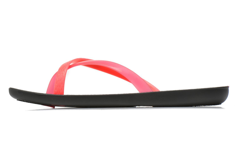 Zehensandalen Ipanema Mix Color f schwarz ansicht von vorne