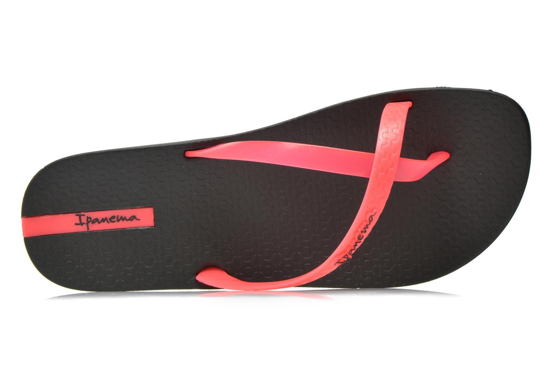 Slippers Ipanema Mix Color f Zwart links