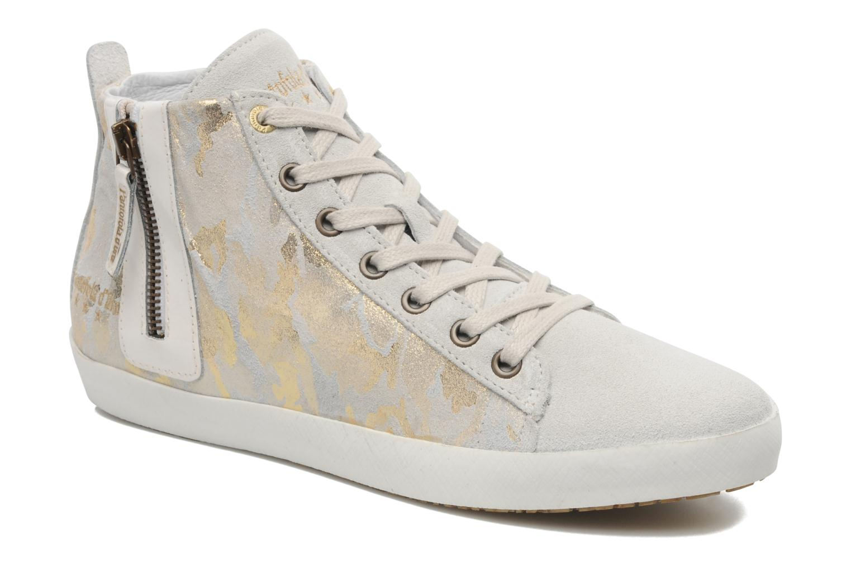 Sneaker Pantofola d'Oro Viola mid grau detaillierte ansicht/modell