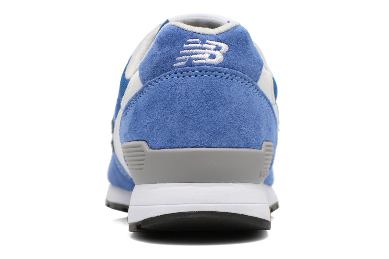 Deportivas New Balance MRL996 Azul vista lateral derecha