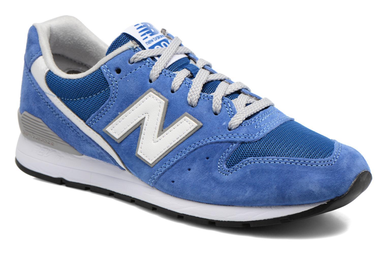 Deportivas New Balance MRL996 Azul vista de detalle / par
