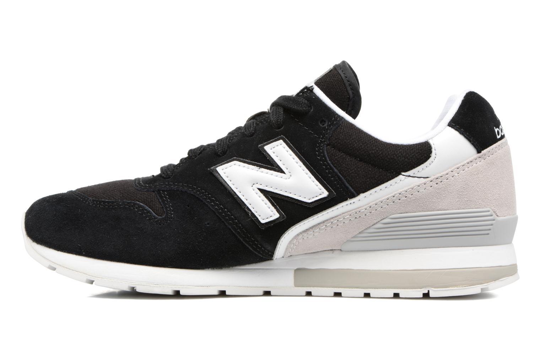 Sneaker New Balance MRL996 schwarz ansicht von vorne